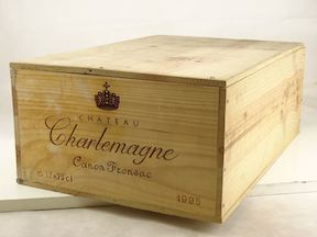 1995 Chateaux Charlemagne (Canon Fronsac).JPG
